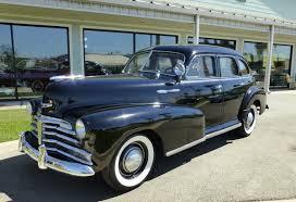 1948 Chevrolet Fleetmaster 4 Door Sport Sedan