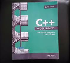 Ds Malik C Programming From Problem Analysis To Program Design C Programming From Problem Analysis To Program Design By D S Malik 2017 Paperback