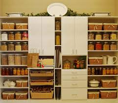 kitchen food storage cabinets unique pantry ideas to help you organize your kitchen