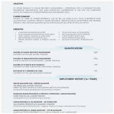 Hr Coordinator Resume Ideal Sample Resume For Hr Coordinator