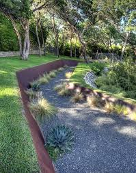 how to shape the land with retaining walls a quick guide vertical angle corten steel wall