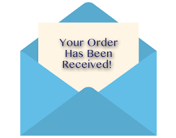 Order Confirmation How You Can Improve Your Order Confirmation Emails 4 Inspirational