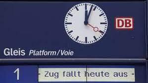 Aug 11, 2021 · die gewerkschaft deutscher lokomotivführer (gdl) setzt ihren streik bei der deutschen bahn konsequent fort. Deutsche Bahn Lokfuhrer Streik Osten Deutschlands Deutlich Starker Betroffen Wirtschaft