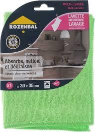 """Салфетка """"Rozenbal"""", многофункциональная, цвет: зеленый, 30 ..."""