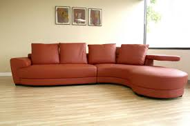 curved leather sofa81
