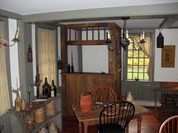 Colonial Decorating 17 Best Images About Tavern Rooms On Pinterest Exposed Ceilings