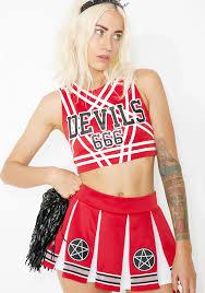 Skirts real teen cheerleaders flipping