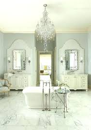 mini crystal chandeliers for bathroom dining