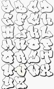 3d Letters Alfabet Voorbeeld Graffiti Alphabet Gratiskleurplaatme