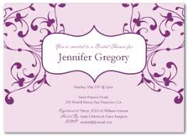 Free Bridal Shower Invite Templates Printable Bridal Shower Invitation Template