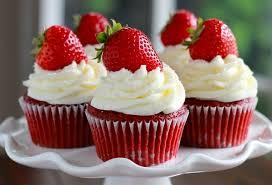 Ini Dia Resep Red Velvet Cupcake Sajian Sedap