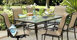 oasis outdoor patio furniture dining sets pieces