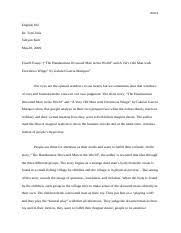 very old man enormous wings documents course hero eng 102 handsomest drowned man in the world essay