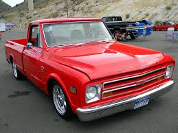 Bob Burnham's '68 Chevy C-10 Cherry in More than Color - Chevy ...