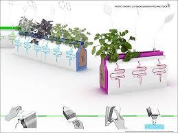 ЗАЩИТЫ ДИПЛОМНЫХ ПРОЕКТОВ ПРОМЫШЛЕННЫХ ДИЗАЙНЕРОВ В УРАЛГАХА  Анастасия Потапова представила проект бытовой биоустановки для выращивания пряных трав Дизайнер всё продумала за потребителя поэтому заниматься