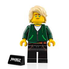Mua The LEGO Ninjago Movie Minifigure - Lloyd Garmadon (High School Outfit  with stand) 70620 trên Amazon Mỹ chính hãng 2021