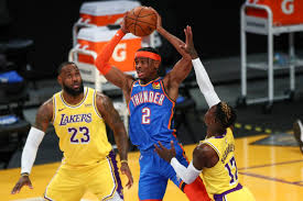 Oklahoma City Thunder v Los Angeles Lakers – Kentucky Sports Radio