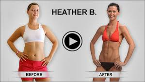 watch this video about heather s transformation with the insanity workout