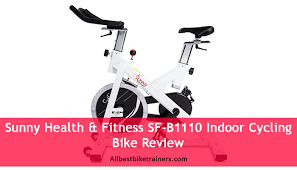 to get the best cycling experience and perfect fitness use sunny health fitness sf b1110 indoor cycling bike