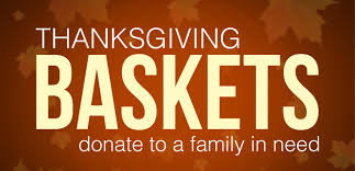 images of thanksgiving baskets