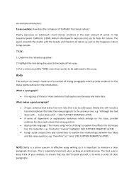 Describe Yourself Essay Example Editorial Processes Online Assignments Describing Myself Essay Essay