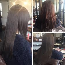 髪質改善ストレートカット30代の大人女性の髪質にもぴったりな