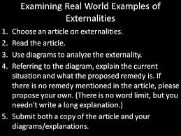 ib economics market failure practice question open 2 examining