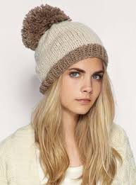 winter hairstyle with hat for 2017