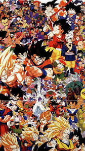 dragon ball iphone wallpapers top