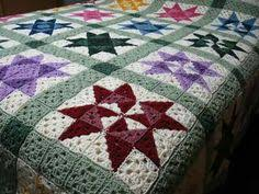 Crochet quilt pattern- one day I'll know how to do this... And I ... & Crochet quilt pattern- one day I'll know how to do this... And I think the  two cases of beer in the picture is funny. | Pinterest | Crochet quilt  pattern, ... Adamdwight.com