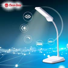 Đèn bàn LED cảm ứng Rạng Đông RD-RL-36.LED - đèn bảo vệ mắt, 4 chế độ màu  ánh sáng chính hãng 199,000đ