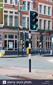 Red Light Wolverhampton Set Of Traffic Lights Stock Photos Set Of Traffic Lights