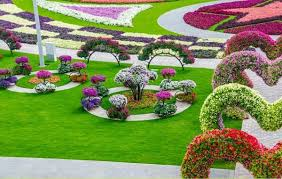 Small Picture Beautiful Flower Garden Design Plans Full Sun Flower Bed Ideas