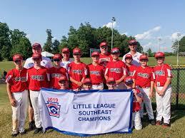 Loudoun South Little League News