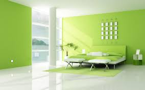 Paint Colors For Bedrooms Green Memilih Paduan Warna Cat Rumah Minimalis Http Wwwrumahidealis