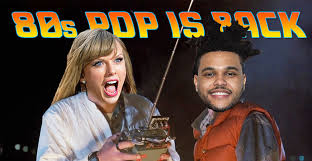 80s Pop Charts Back To The Future 80s Pop Makes Its Return The Interns