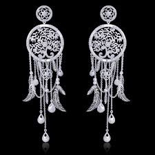 Asian Dream Catcher The Enchanting Dream Catcher Crafted In Eternal Platinum By Orra 9
