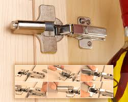 Heavy Duty Kitchen Cabinet Hinges How To Hang Cabinet Doors With Self Closing Hinges Monsterlune