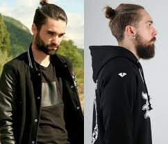 Top Knot Hair Style trendy & sensual male top knots hairstyles haircuts and hair 8957 by wearticles.com