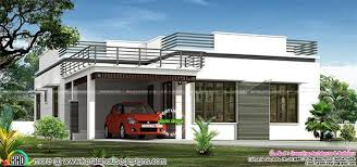 1300 sq ft flat roof single floor home ideas for the house