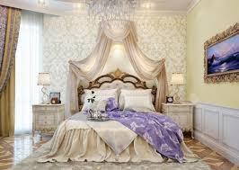 Bedroom In French Cool Design Ideas