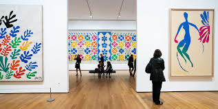 matisse cut outs at moma