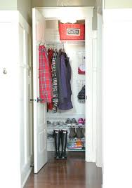anyone have any other coat closet organizing tips i would love to hear them