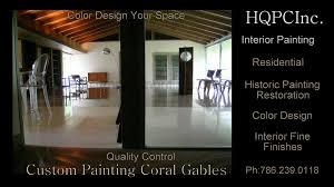 miami quality painting contractors inc painter miami painting services