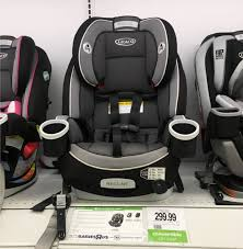 new graco 4ever car seat