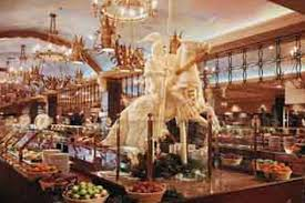 excalibur buffet