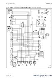 komatsu excavators wiring diagram pc 35 mr2 komatsu automotive wiring schematic komatsu pc200 wiring get image about