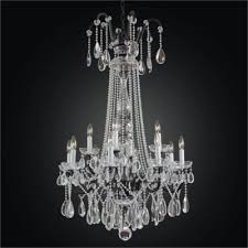 wrought iron foyer chandeliers beaded chandelier old world iron 543h