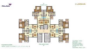floor plan. Lakeshore Greens - Floor Plan