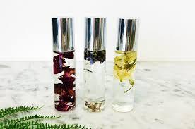diy natural perfume oil